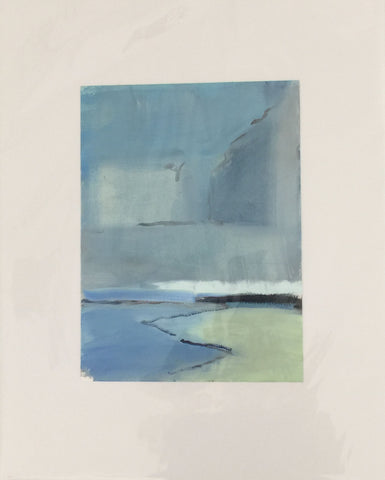 Blue Grey III- Anne Strickland