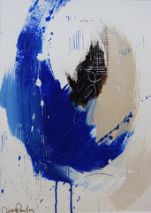 Blue Pop 2 - Carrie Penley