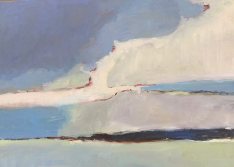 Blue Sky- Anne Strickland
