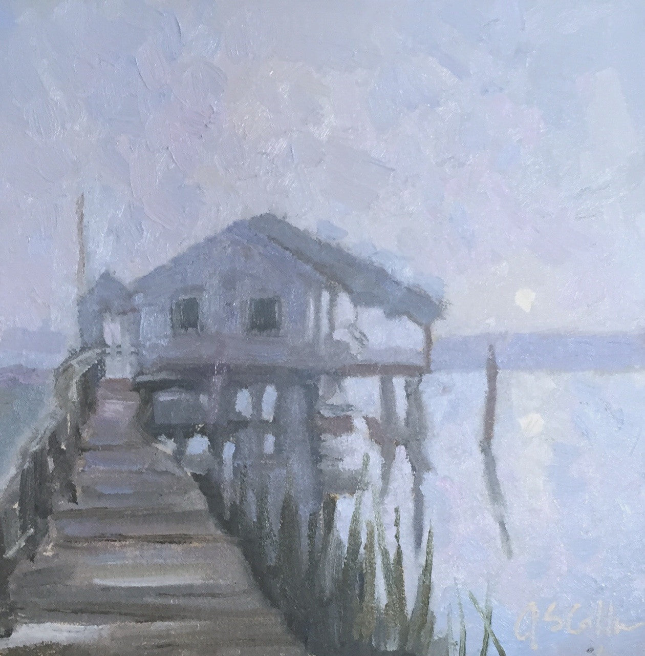 Boathouse Blues