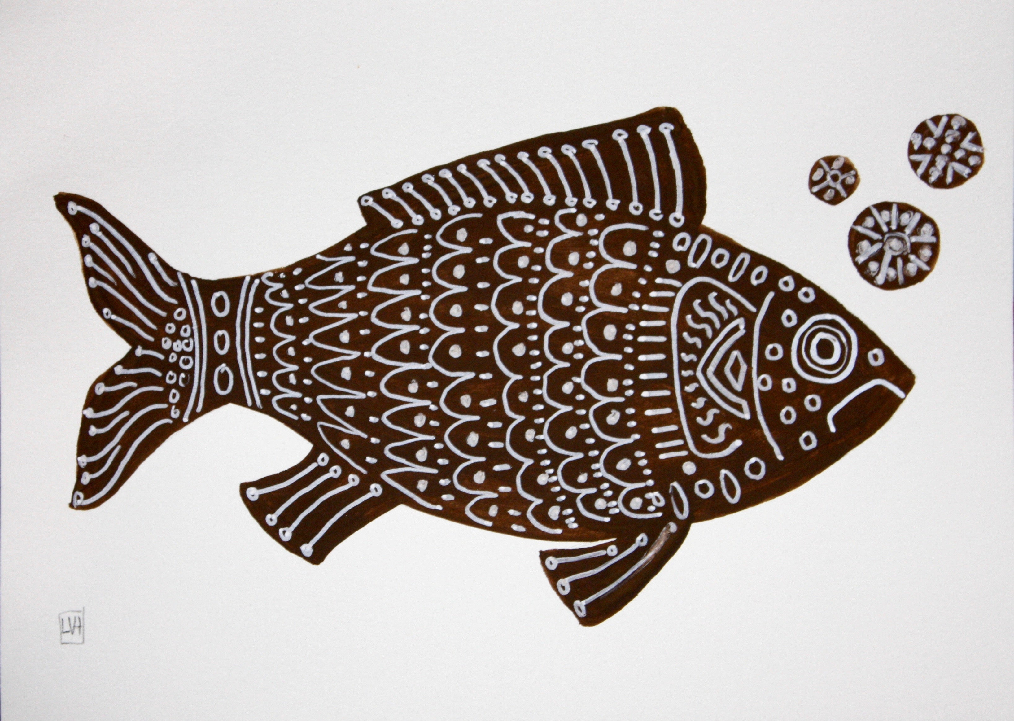 Brown Fish II