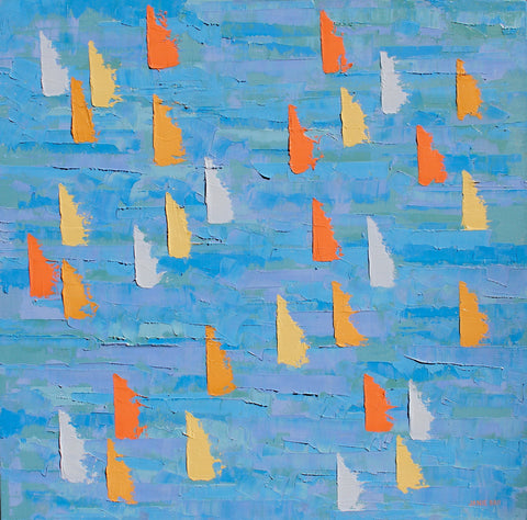 Sailing the Swells - Janie Ball