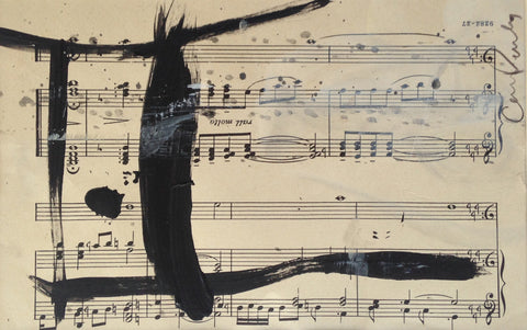 Music Notes 2 - Carrie Penley
