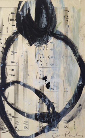 Music Notes 1 - Carrie Penley