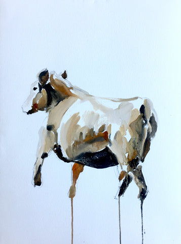 Cow Running II- Christen Yates
