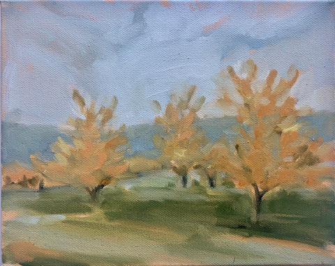 Fall Orchard II