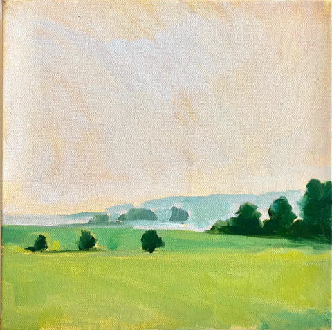 Landscape in Green I