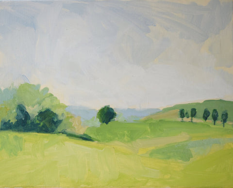 Looking East- Christen Yates