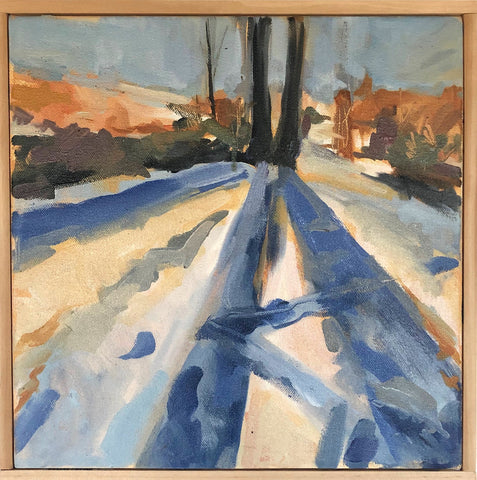 Winter Light II- Christen Yates