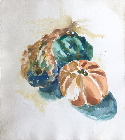 Winter Squash - Christen Yates