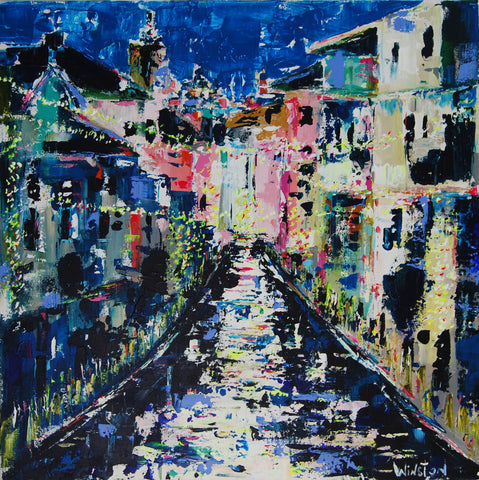 Canals- Winston Wiant