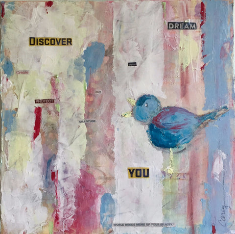 Discover You - Carey Haynes