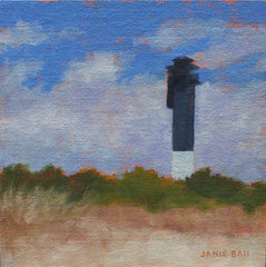 Charleston Light on Sullivan's Island- Janie Ball