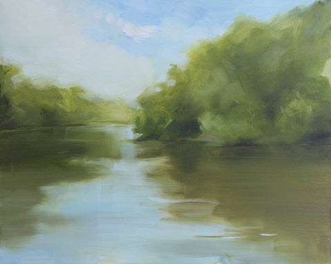 Chattahoochee Afternoon - Lisa Gleim