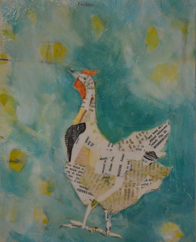 Chicken and the Egg- Katherine McClure