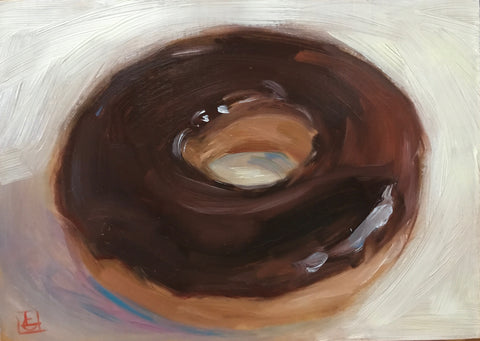 Chocolate Glazed- Lisa Gleim