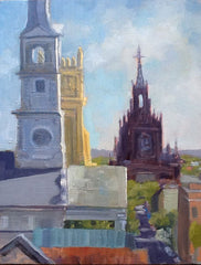 Church Steeples- Susie Callahan