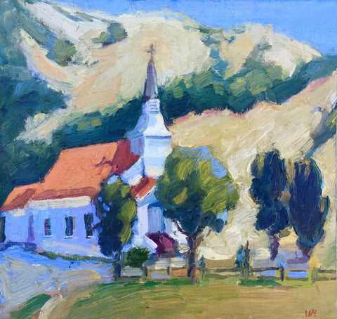 Church in the Valley - Lynne Hamontree