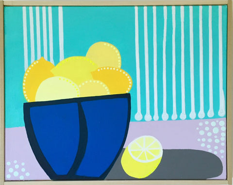 Lemon Bowl - Cindy DeAntonio