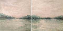 Clear Water Diptych