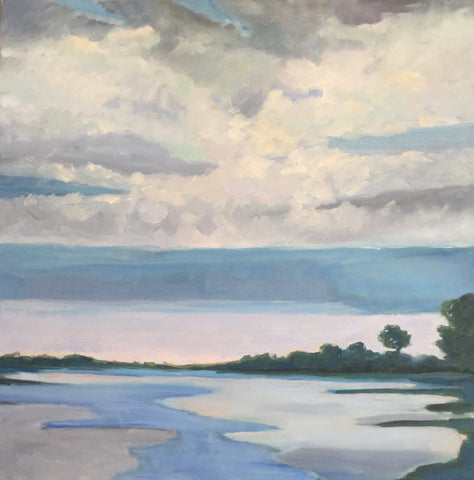 Clouds In The Distance- Anne Strickland