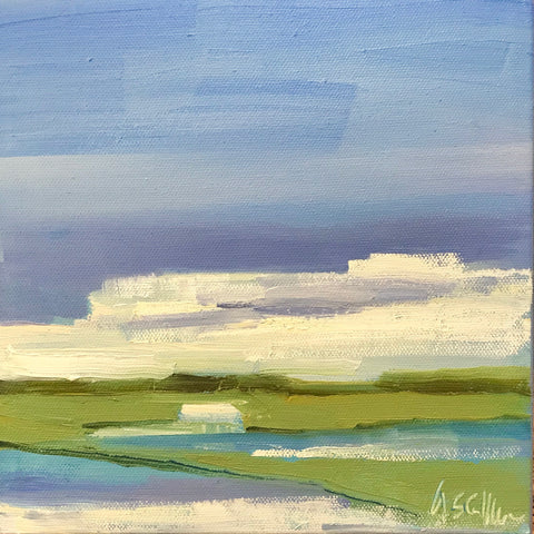 Coastal Cloud Bank- Susie Callahan