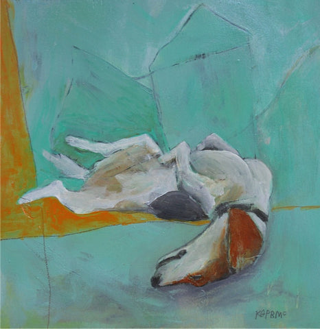 Dog at Home- Katherine McClure