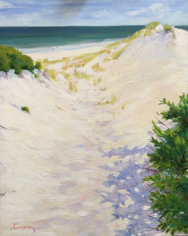 Dunes at Noon - Lisa Gleim