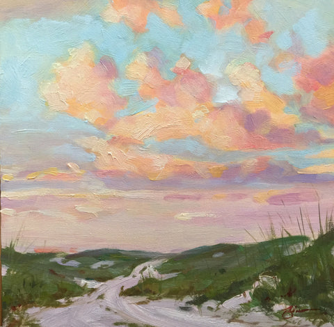 Dusk Over the Dunes - Lisa Gleim
