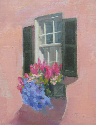 Elliott St Window - Susan Trott