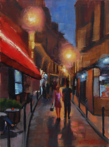 Evening in Paris - Susan Westmoreland