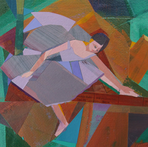 Fall Dancer- Susan Trott