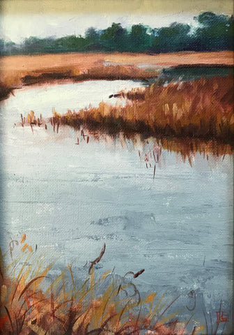Fall Marsh- Lisa Gleim