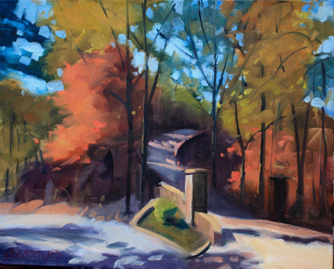 Fall Morning - Susan Westmoreland