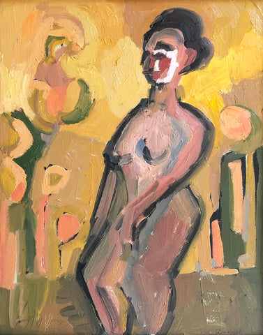 Figure in Gold II