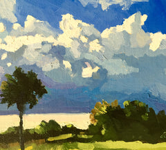 Low Hanging Clouds - Susie Callahan