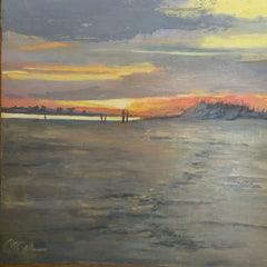 Dawn Beach Walk - Susie Callahan