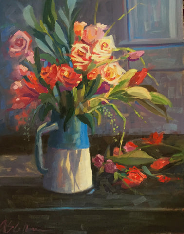 Flowers for Andrea - Susie Callahan