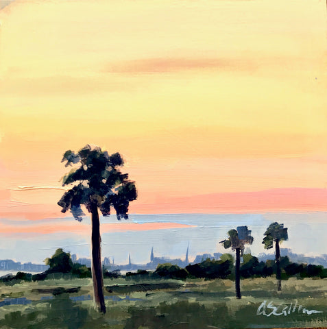 Fort Moultrie View- Susie Callahan