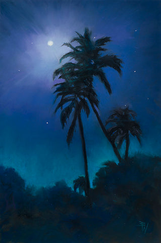 Full Moon Palms