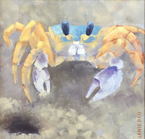 Ghost Crab- Janie Ball
