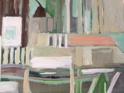 Georgia Interior Abstract II- Katherine McClure