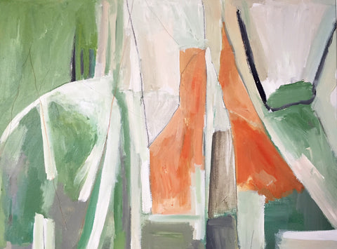 Georgia Interior Abstract I- Katherine McClure