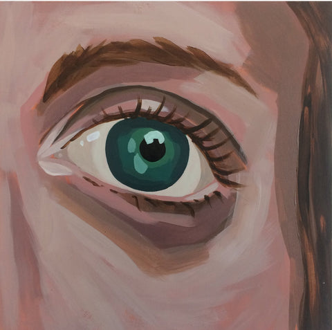 Eye #4- Gina Julian