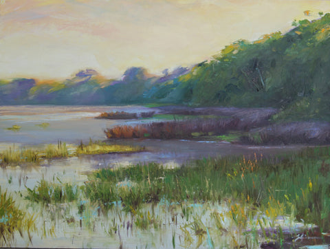 Spring Marsh - Lisa Gleim