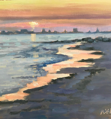 Glowing Shore- Susie Callahan
