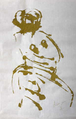 Gold Ink IV