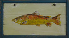 Golden Trout - Katherine McClure