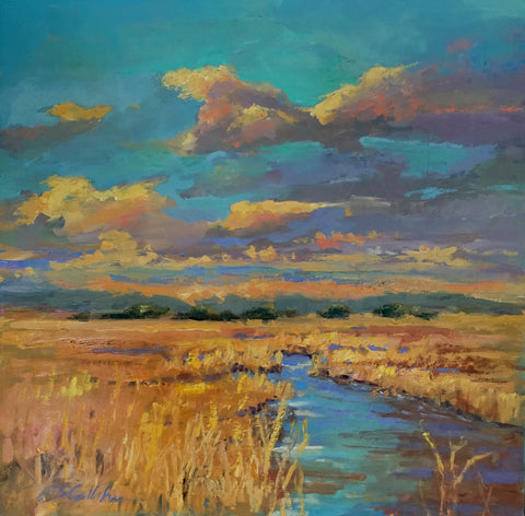 Golden Marsh - Susie Callahan