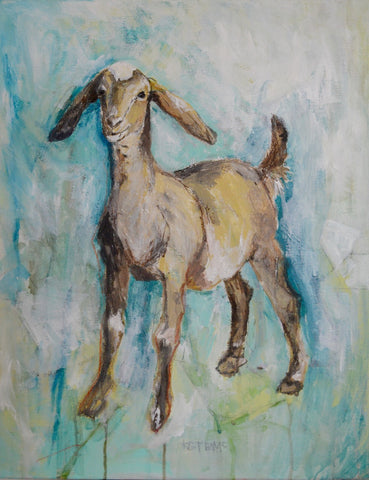 Got Your Goat, Brown - Katherine McClure